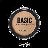 PO COMPACTO BASIC KOLOSS N 01