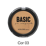 PO COMPACTO BASIC KOLOSS N 03
