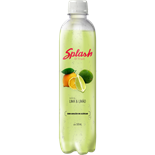 SPLASH OF FRUIT LIMA E LIMAO 500ML