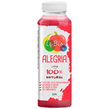 SUCO ALEGRIA 100% NATURAL 500ML